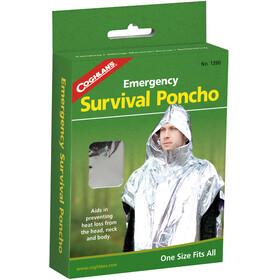 Coghlans Survival-Poncho Jacket silver